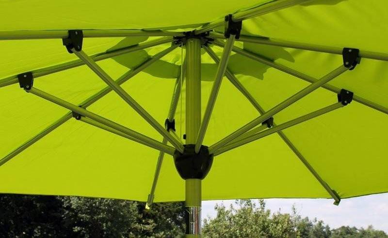 Platinum tilting parasol - 300cm diameter
