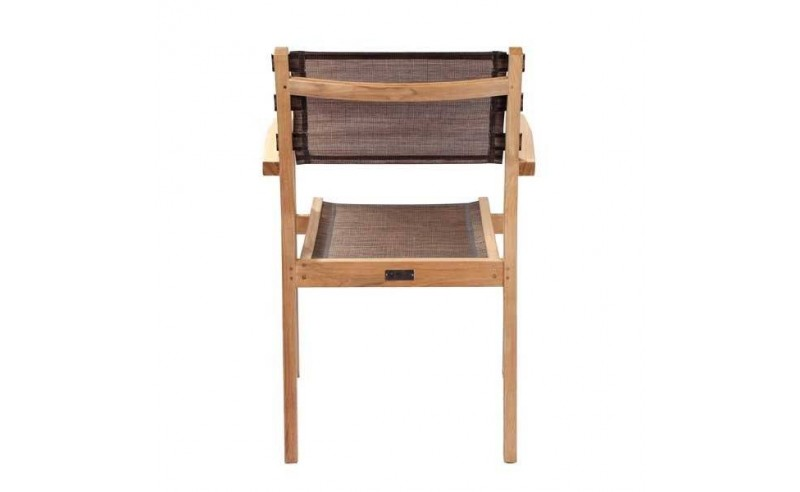 TNT stacking chair