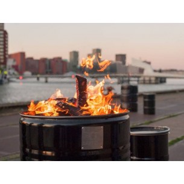 BarrelQ BBQ & Firepit