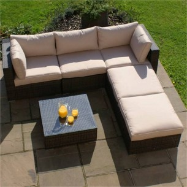 Rio Corner Sofa Set