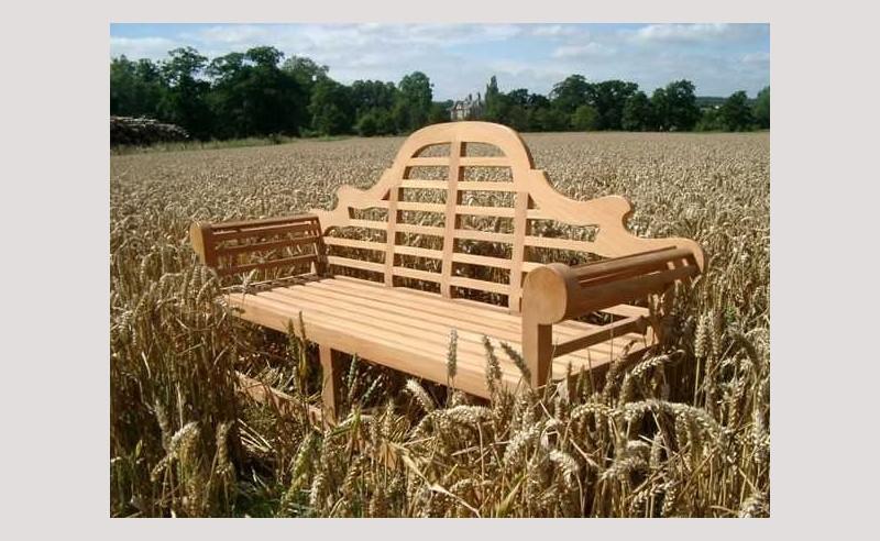 Lutyens bench - 150cm
