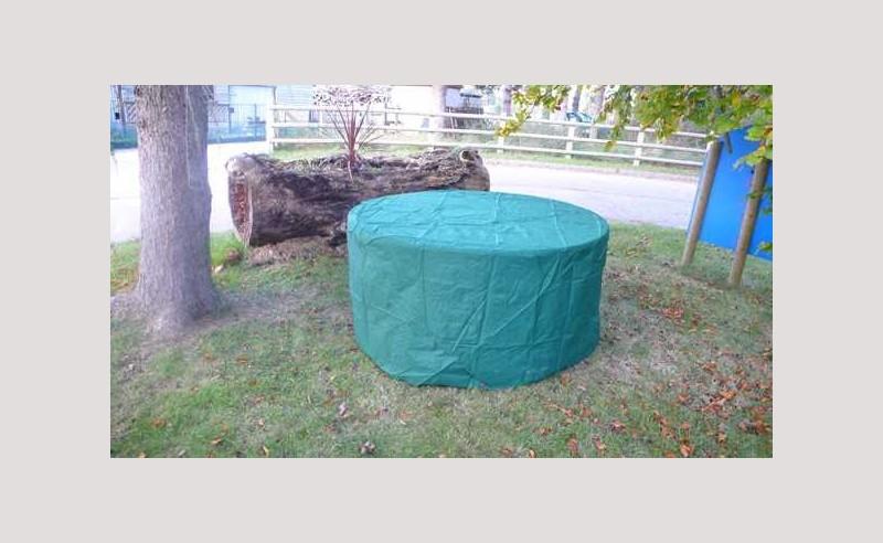 Table cover - 150cm diameter