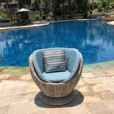 Fiji Swivel Chair