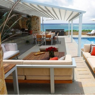 Luna Retractable Awning 2.5M