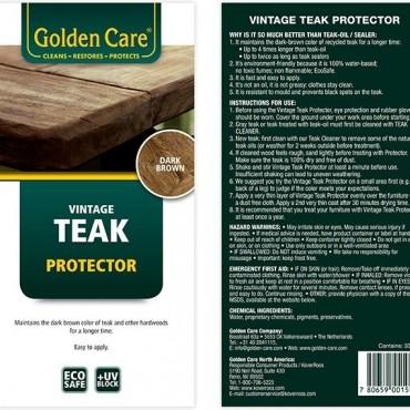 Golden Care - Teak Whitener 1 Litre