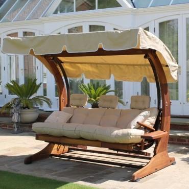 Summer Dream Swing Seat - 3 Seater