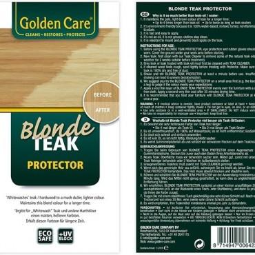 Golden Care - Blonde Teak Protector (1 Litre)