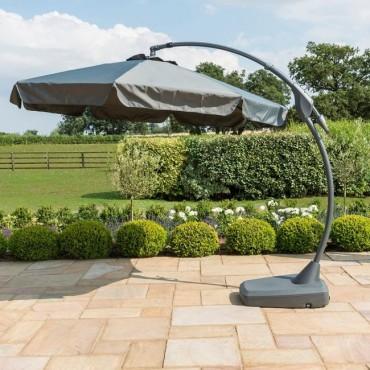 Curved Parasol Canopy Dia-300cm