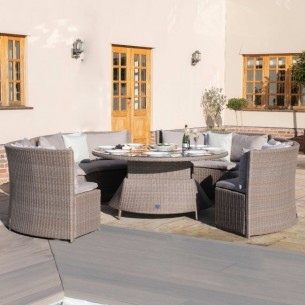 Harrogate Sofa Dining Set with Rising Table