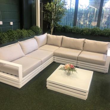 San Marino Corner Sofa Set