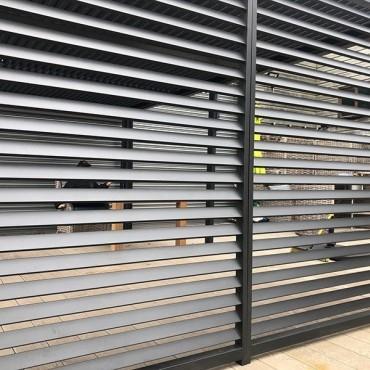 Galaxy Fence Panel Set