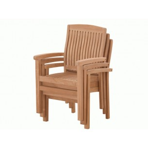 Marley Stacking Chair