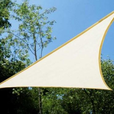 Shade Sail Lux 4.2mx4.2mx6.0m Right Angle Triangle