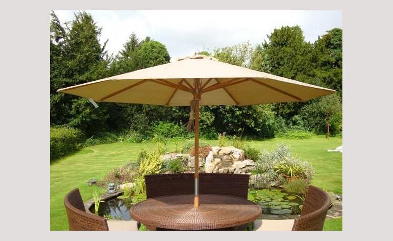 Diamond parasol - 300cm diameter