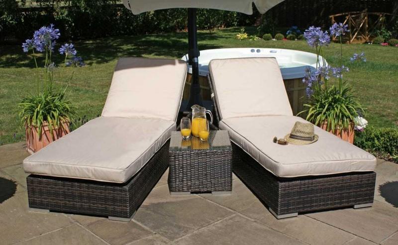 Orlando Sun Lounger set