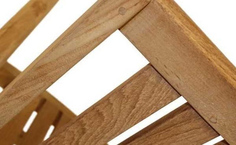 Warwick stacking chair