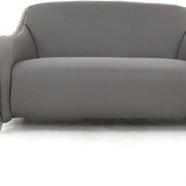 Luxor Living 2 Seater Sofa Meteor